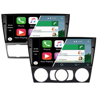Ecran tactile Android Auto et Carplay GPS Wifi Bluetooth BMW Série 3 E90