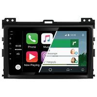 Ecran tactile Android Auto et Carplay GPS Wifi Bluetooth Toyota Prado