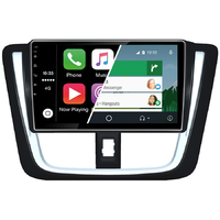 Ecran tactile Android Auto et Carplay GPS Wifi Bluetooth Toyota Yaris depuis 2016