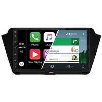 Ecran tactile Android Auto et Carplay GPS Wifi Bluetooth Skoda Fabia depuis 2015