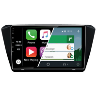 Ecran tactile Android Auto et Carplay GPS Wifi Bluetooth Skoda Rapid depuis 2015