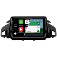 Ecran tactile Android Auto (option Carplay) GPS Wifi Bluetooth Ford Kuga de 2013 à 2016