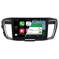 Ecran tactile Android Auto (option Carplay) GPS Wifi Bluetooth Honda Accord de 2013 à 2019