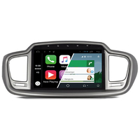 Ecran tactile Android Auto (option Carplay) GPS Wifi Bluetooth Kia Sorento depuis 2015
