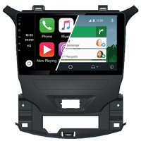 Ecran tactile Android Auto et Carplay GPS Wifi Bluetooth Chevrolet Cruze depuis 2015