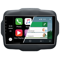 Ecran tactile Android Auto (option Carplay) GPS Wifi Bluetooth Jeep Renegade