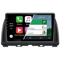 Ecran tactile Android Auto et Carplay GPS Wifi Bluetooth Mazda CX-5 de 2012 à 2017