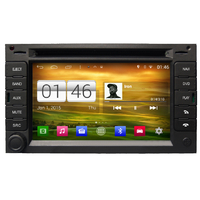 Autoradio Android écran tactile GPS DVD Volkswagen Golf 4 Polo Lupo et T4