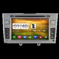 Autoradio Android écran tactile GPS DVD Peugeot 308 et RCZ