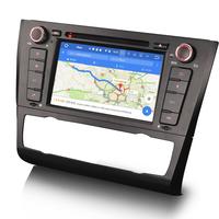 Autoradio Android 7.1 écran tactile GPS DVD BMW Série 1 de 2006 à 2012