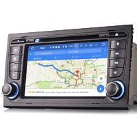 Autoradio Android 7.1 écran tactile GPS DVD Audi A4 et Seat Exeo