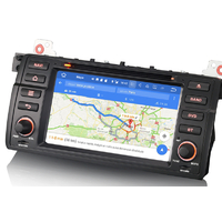 Autoradio Android 7.1 écran tactile GPS DVD BMW Série 3 E46 de 1998 à 2006