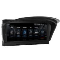 Ecran tactile Android GPS Wifi BMW Série 5 E60 avec BMW Cic de 2009 à 2012