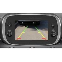 """Interface multimédia A/V et caméra de recul pour Fiat 500, 500L et 500X et Jeep Compass avec Uconnect 7"""""""