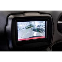 """Interface multimédia A/V et caméra de recul pour Jeep Renegade et Compass avec Uconnect 8,4"""""""