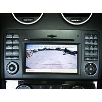 Boitier vidéo avec entrée RCA caméra de recul pour Mercedes Classe A, Classe B, Classe E, CLS, Classe G, GL, ML, Classe R, SL, SLK et Viano avec Comand NTG 2.5