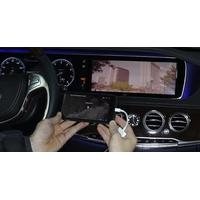 Interface multimédia A/V et caméra de recul Mercedes Classe S W222 depuis 2013