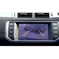 Interface Multimédia et caméra de recul compatible Range Rover Sport, Vogue, Evoque et Land Rover Freelander, Discovery de 2012 à 2015