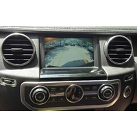 Interface Multimédia et caméra de recul compatible Range Rover, Land Rover Evoque, Freelander et Jaguar XF / XJL de 2012 à 2015