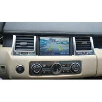 Interface Multimédia et caméra de recul compatible Range Rover Vogue et Sport, Land Rover Discovery 3 de 2009 à 2012