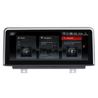 Autoradio GPS écran tactile Android BMW Série 1 F20 de 2012 à 2017 et BMW Série 2 F22/F45 MPV de 2013 à 2016