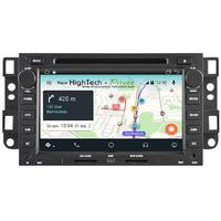 Poste Android 9.1 GPS Waze Wifi écran tactile Chevrolet Aveo Tahoe Epica et Captiva