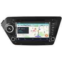 Autoradio Android 9.1 GPS Kia Rio de 2011 à 2013