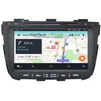 Autoradio Android 9.1 GPS Kia Sorento de 2013 à 2015