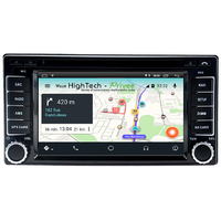 Autoradio Android 9.1 GPS Subaru Impreza, Forester & XV de 2007 à 2013