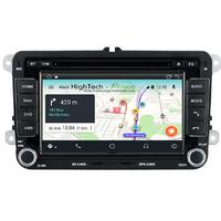 "Autoradio Android 8.1 GPS Volkswagen Golf 5,  Golf 6, Beetle, Eos, Touran, T5, Tiguan, Polo, Caddy, Passat, Jetta, Amarok, Sharan - Ecran 6,5"""