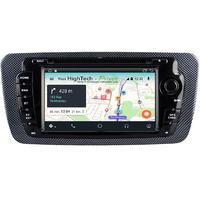 Autoradio Android 8.1 Wifi GPS Waze Seat Ibiza depuis 06/2008