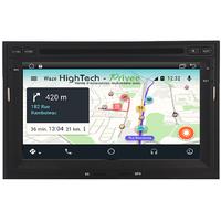 Autoradio Android 9.1 GPS Peugeot 3008, 5008, Partner et Citroën Berlingo