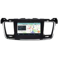 Autoradio Android 9.1 Wifi GPS Peugeot 508 de 2012 à 2018