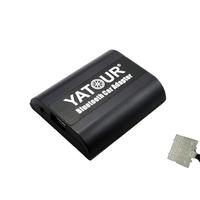 Kit Mains libres Bluetooth téléphonie & streaming audio pour Mazda 2, Mazda 3, Mazda 5, Mazda 6, MX-5, CX-7, RX-8, Tribute, Mazda 323, Premacy