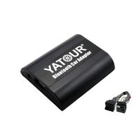 Kit Mains libres Bluetooth téléphonie & streaming audio pour Renault (Quadlock) - Clio 3 Megane 3 Scenic Laguna 3 Espace Trafic Twingo Fluence