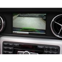 Interface caméra de recul et caméra frontale compatible Mercedes avec autoradio NTG 4.5