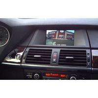 Adaptiv MINI, entrée HDMI et caméra de recul/frontale pour BMW CCC Série 1, Série 3, Série 5, BMW X5 E70