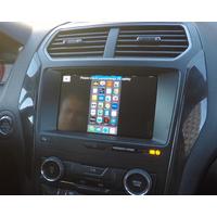 Adaptiv MINI, entrée HDMI et caméra de recul/frontale pour Ford C-Max, Edge, Expedition, Explorer, F150, Focus, Fusion, Galaxy, Kuga, Mondeo, Mustang et S-Max avec Sony Sync 3