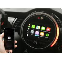 Apple CarPlay et AndroidAuto sur écran Mini One, Mini Countryman et Cooper depuis 2017