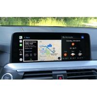 Apple CarPlay et AndroidAuto sur écran BMW X1, BMW X5 et BMW X6, Série 5, Série 6 et Série 7 depuis 2017