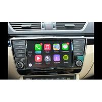 Apple CarPlay et AndroidAuto sur Skoda Octavia et Superb