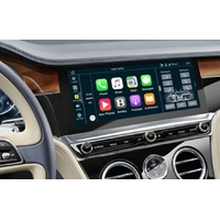 Apple CarPlay et AndroidAuto sur Bentley Continental GT depuis 2018