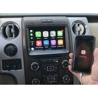 Apple CarPlay et AndroidAuto sur Ford Kuga, C-Max, Focus, Mondeo, Galaxy et Ranger avec Ford SYNC-2