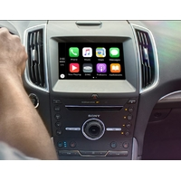 Apple CarPlay et AndroidAuto sur Ford Mustang, Kuga, Focus, Transit, F150 et Ranger avec Ford SYNC-3
