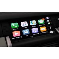Apple CarPlay et AndroidAuto sur Land Rover Discovery et Range Rover Evoque Vogue et Sport depuis 2016