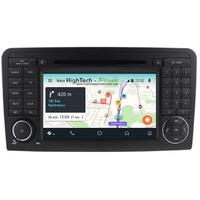 Autoradio Android 9.0 GPS Mercedes ML W164 et GL X164 de 2005 à 2012