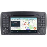 Autoradio Android 9.0 Wifi GPS Mercedes Classe R W251 de 2006 à 2012