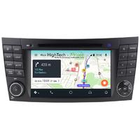 Autoradio Android 9.0 Wifi GPS Waze Mercedes Benz Classe E W211, CLS & Classe G W463