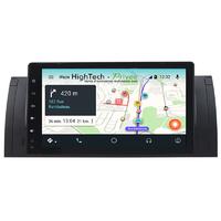 Autoradio Android 9.0 écran tactile 9 pouces Wifi BMW Série 5 E39