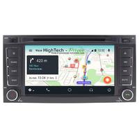 Autoradio Android 9.1 Wifi GPS Waze Volkswagen Touareg et Multivan Transporter